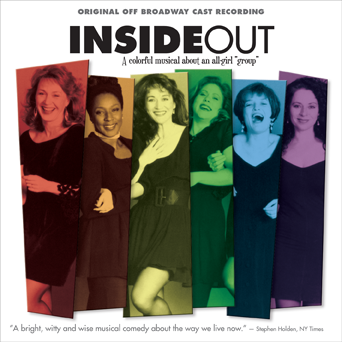 inside out original off broadway cast album by doug haverty