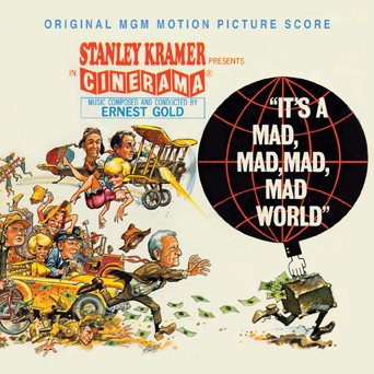 classic film quotits a mad mad mad mad worldquot with score