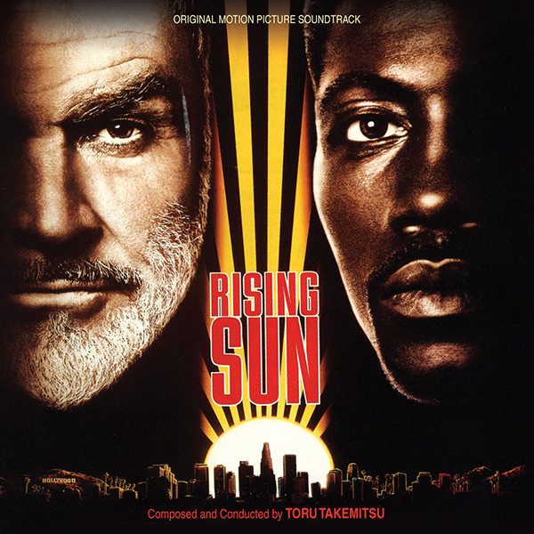 music from the motion picture rising sun with music by