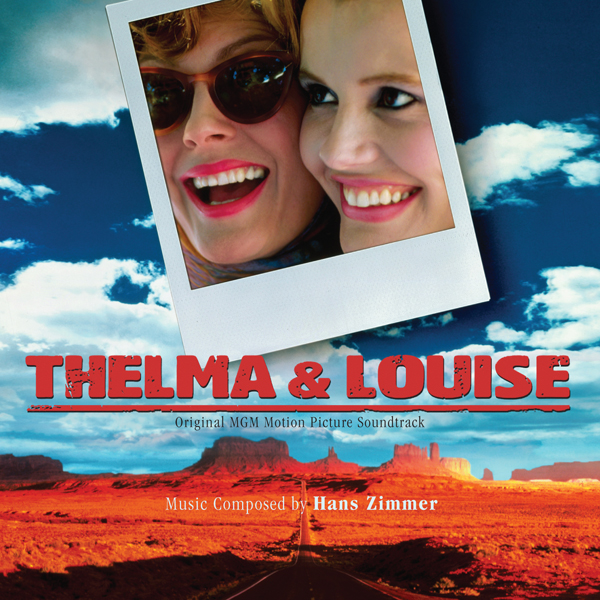 Image result for THELMA AND LOUISE: