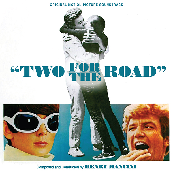 Two for the Road - Score by Henry Mancini